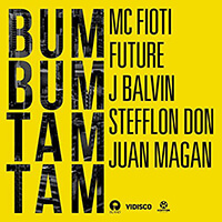 MC Fioti Bum Bum Tam Tam Cover
