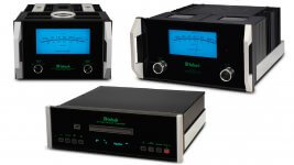 McIntosh MC611 AC , McIntosh MC1.25KW AC , McIntosh MCT600 AC
