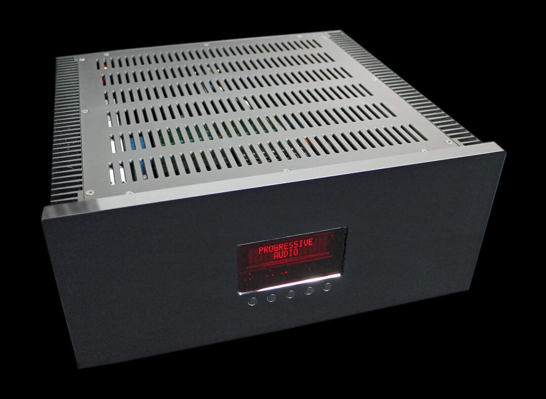 Progressive Audio A901 Komplettaufnahme
