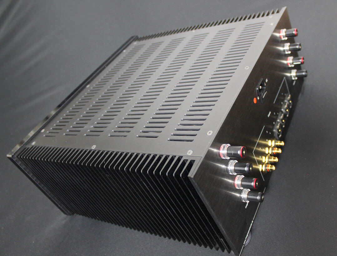Progressive Audio A901 Anschlüsse