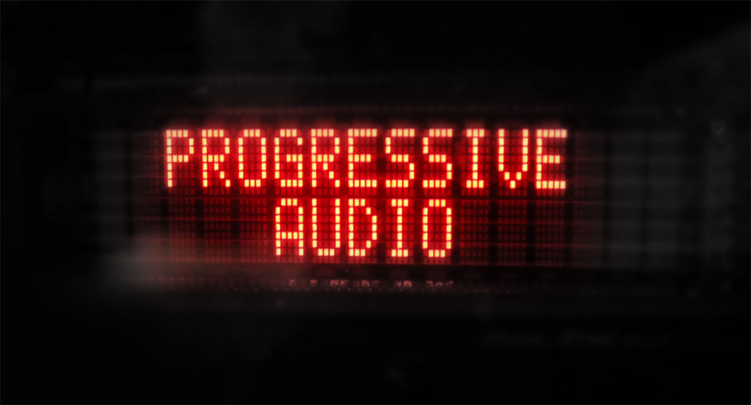 Progressive Audio A901 Display
