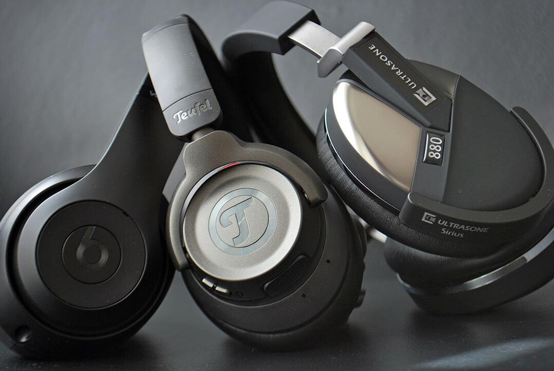 Teufel Kopfhörer Real Blue NC Ultrasone 1