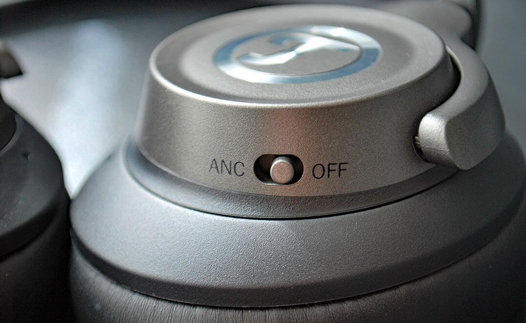 Teufel Real Blue NC ANC Schalter