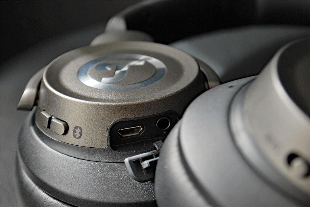 Teufel Kopfhörer Real Blue NC Wippe