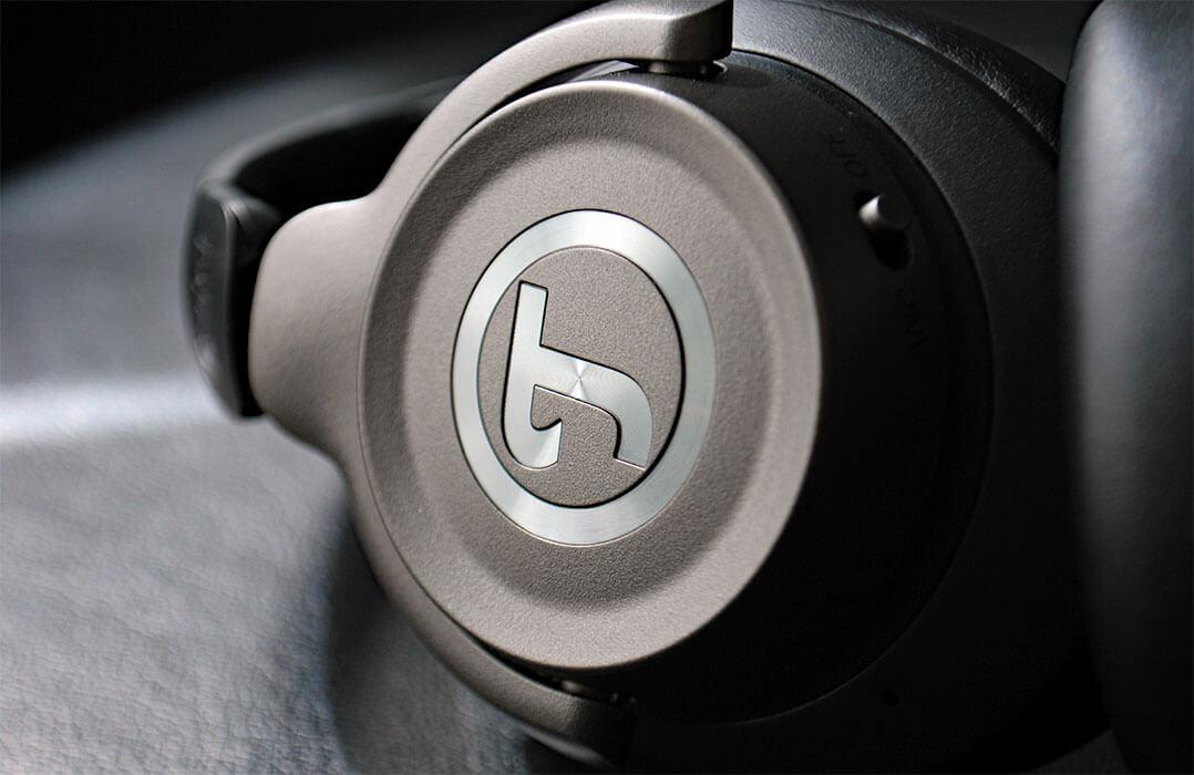 Teufel Kopfhörer Real Blue NC Logo