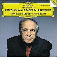 Le Sacre Du Printemps Pierre Boulez