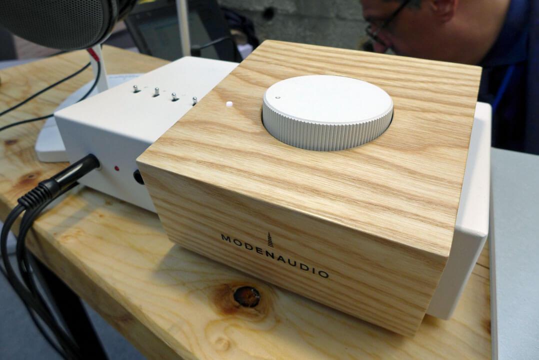 Moden Audio Lympha Kopfhörerverstärker