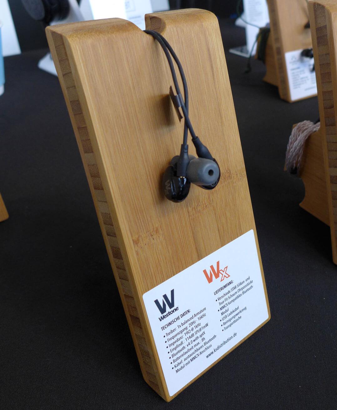 Westone Wx Bluetooth In-Ear