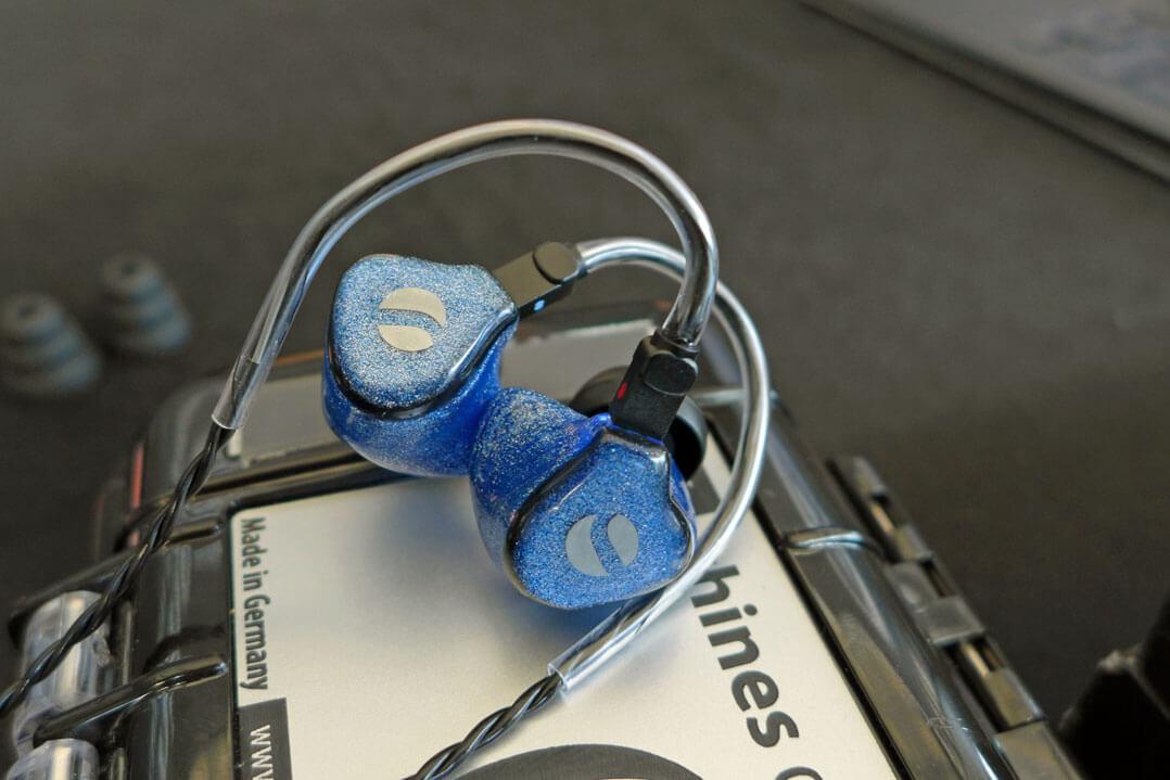 Rhines Customs Phi Custom 8-Treiber-BA-In-Ear