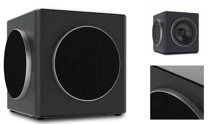 Electrocompanet Sira L-1 Subwoofer