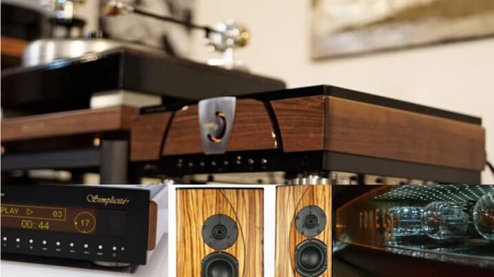 Fonel Lautsprecher, Verstärker & CD-Player