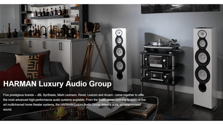 HARMAN Luxury Audio Group