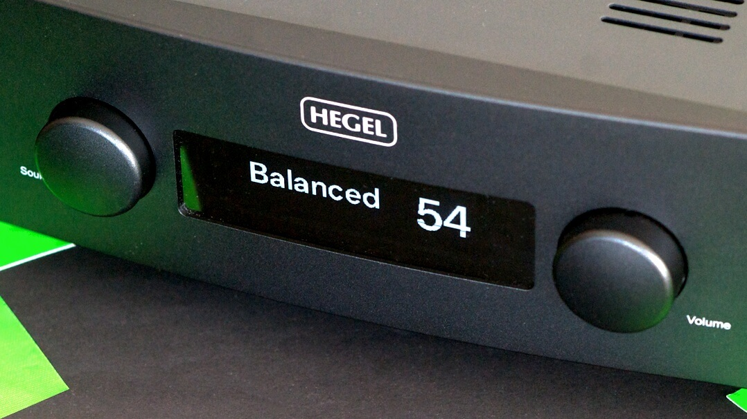 Display Hegel H190
