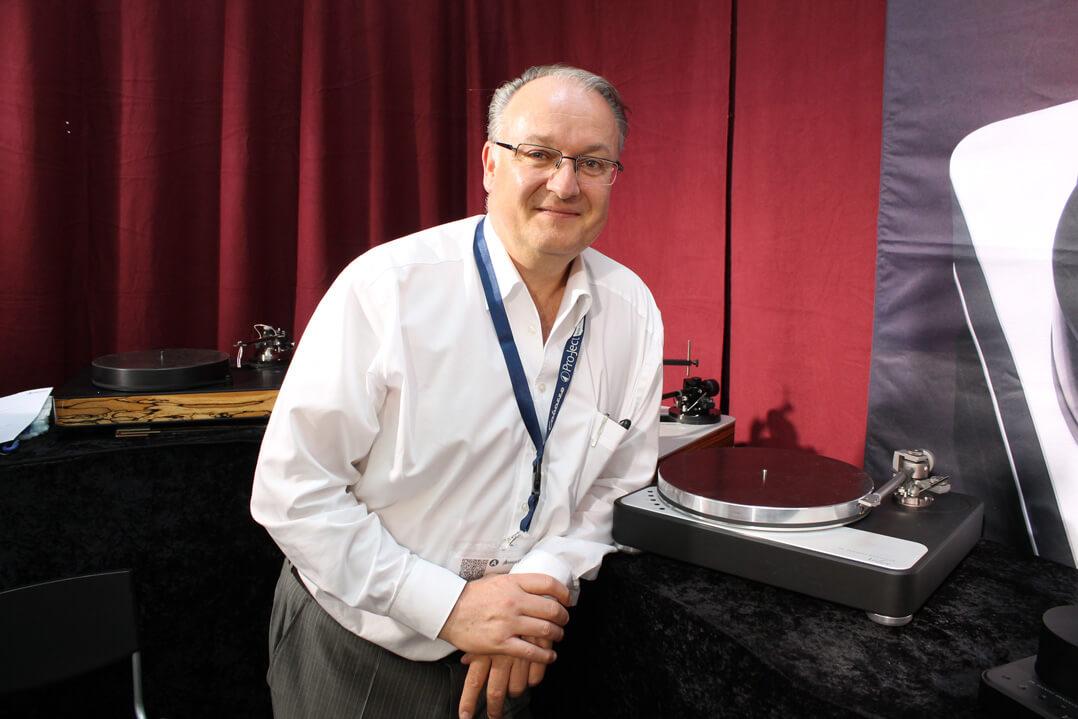 Dr. Feickert Plattenspieler