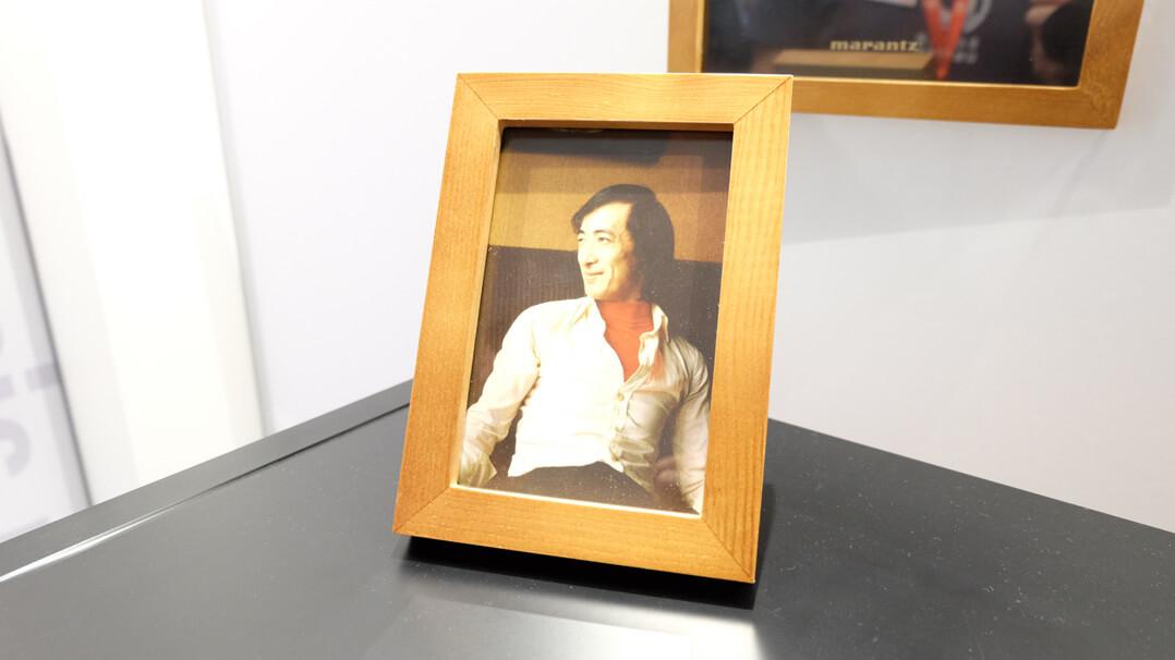 Der junge Ken Ishiwata