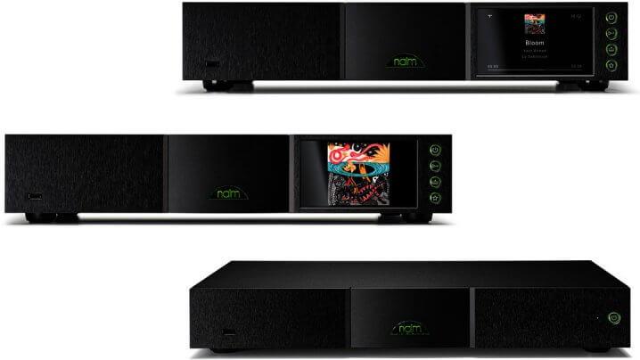 Naim Streamer Classic-Serie