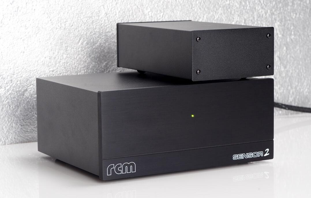 RCM Audio Sensor 2 Frontansicht
