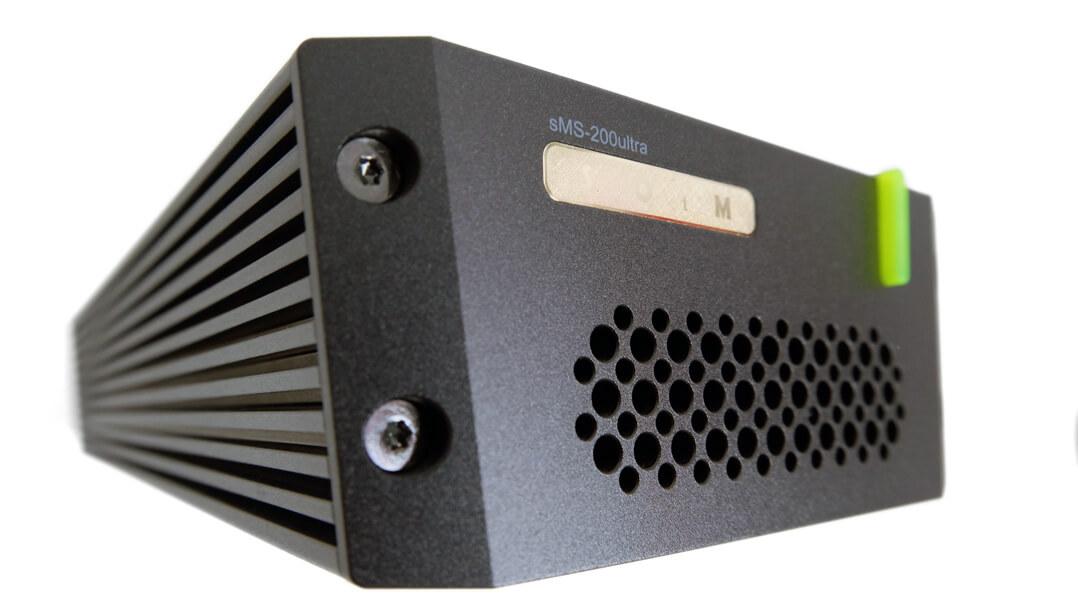 SOtM sMS-200ultra Verarbeitung