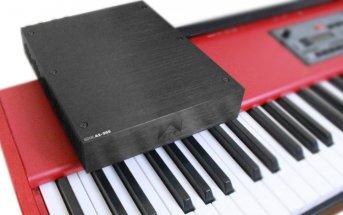 XTZ Edge A2-300 und Piano