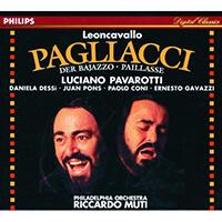 Luciano Pavarotti Leoncavallo Pagliacci