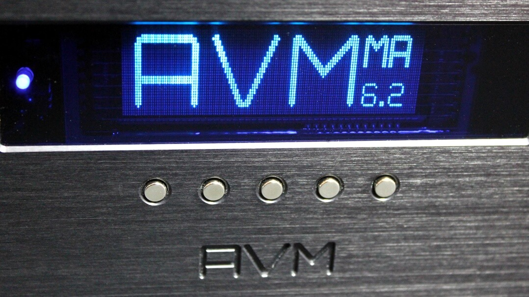 AVM Ovation MA 6.2 Display