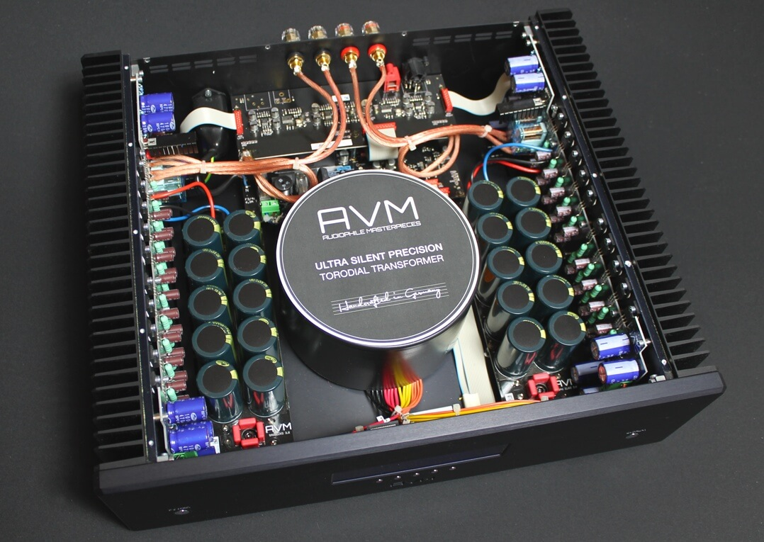 AVM Ovation MA 6.2 Innenleben/offen