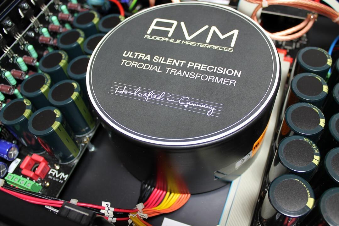 AVM Ovation MA 6.2 Trafo