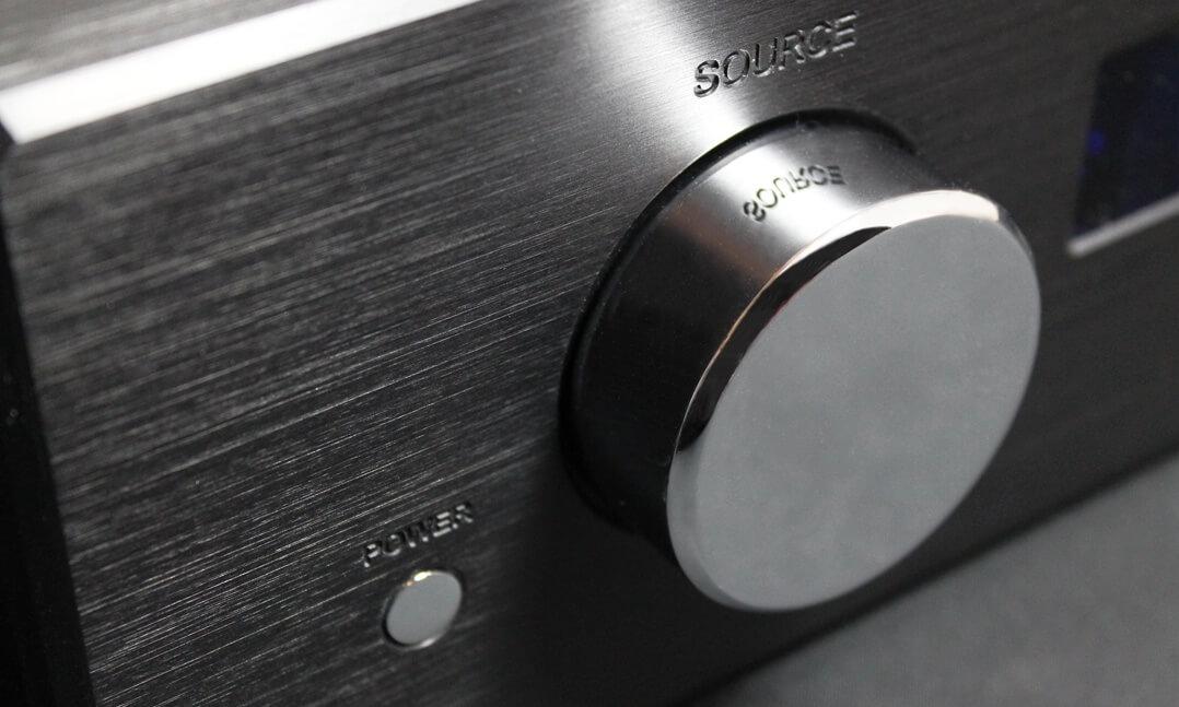 AVM Ovation PA8.2 Lautstärke