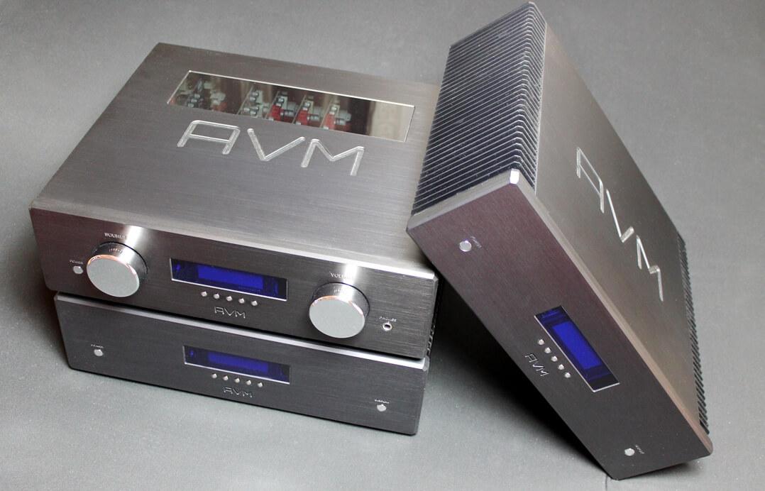 AVM Ovation PA8.2 und MA6.2