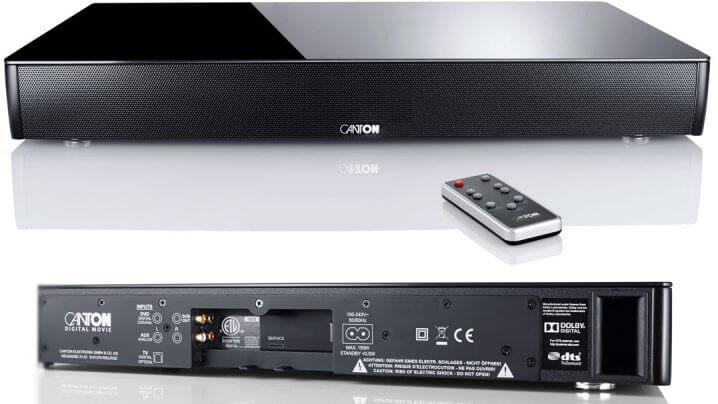 Canton DM60 Soundbar
