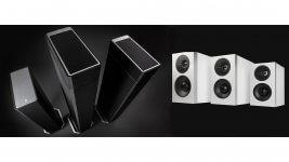 Definitive Technology BP9000 & Demand-Lautsprecher