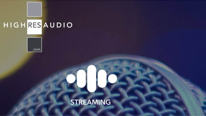 Highresaudio HRA Streamingdienst