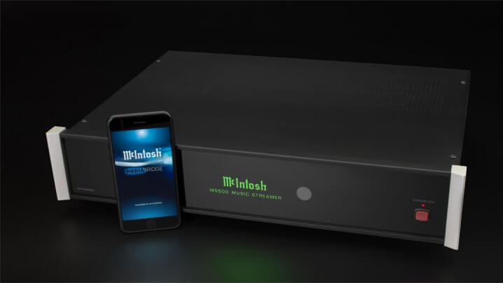 mcintosh MS500 Streamer Server