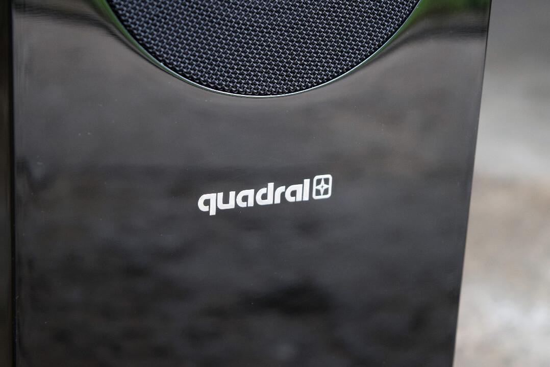 Quadral Platinum+ Five Logo