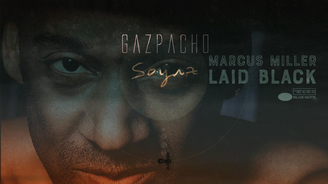 TesseracT – Sonder - Gazpacho – Soyuz - Marcus Miller – Laid Black