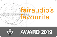 fairaudio's favourite Award 2019