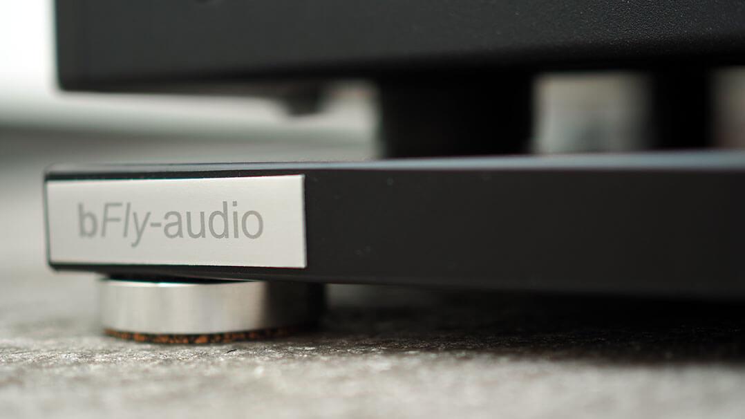 bFly Audio FlatLine auf Boden