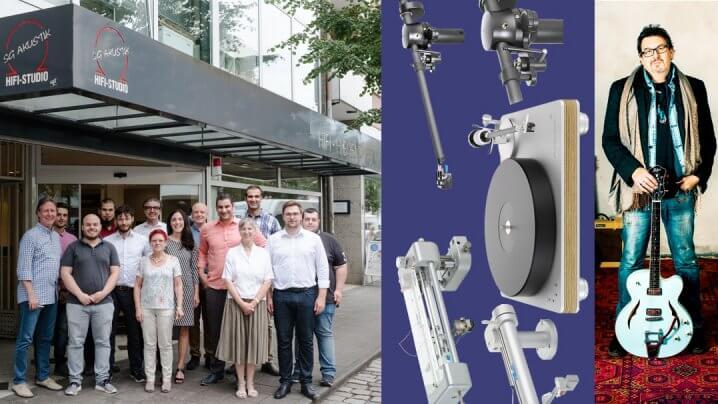 ono-Workshop & Konzert bei SG Akustik in Karlsruhe