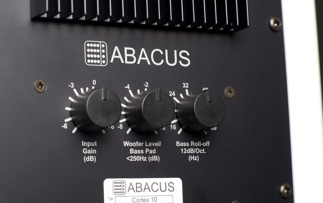 Abacus Cortex 10 Drehregler