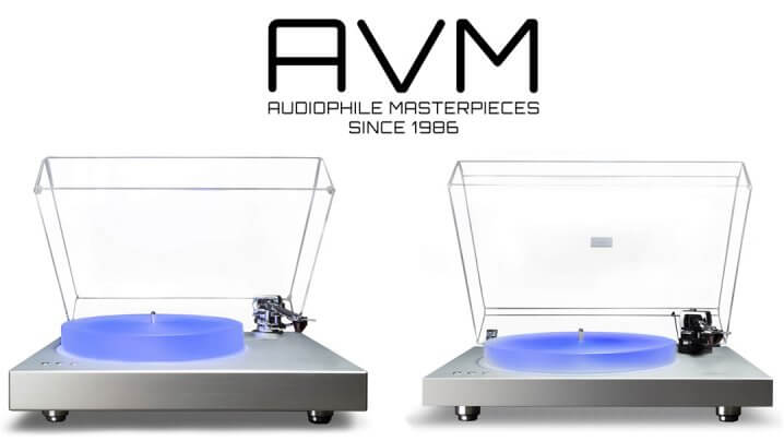 Plattenspieler AVM Evolution R 5.3 & Inspiration R 2.3