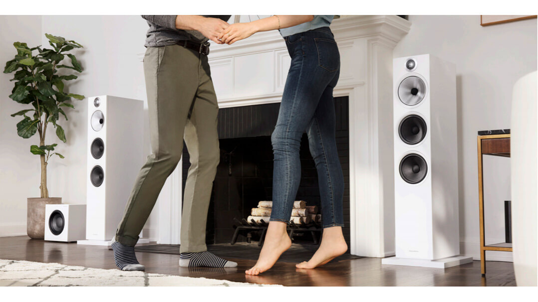 neue bowers wilkins lautsprecher b w 603 606 607. Black Bedroom Furniture Sets. Home Design Ideas