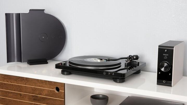 Denon DP400 DP 450USB Plattenspieler