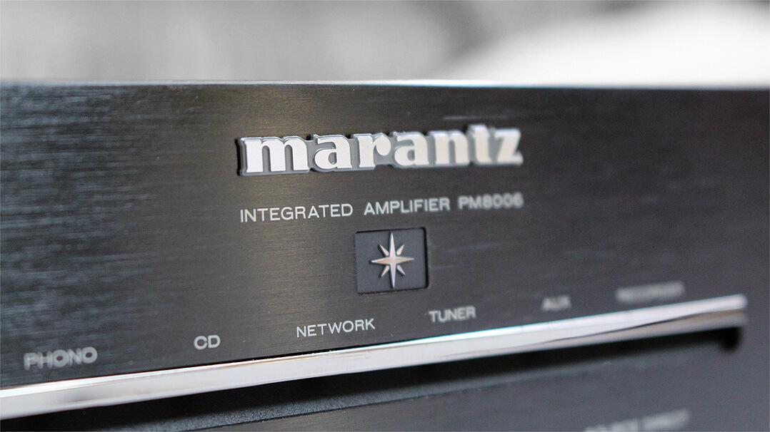 Marantz PM8006 Logo
