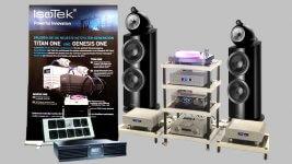 IsoTek-Workshop bei SG Akustik