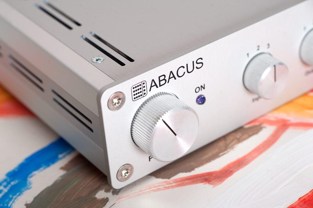 Abacus Cuffino Kopfhörerverstärker Regler