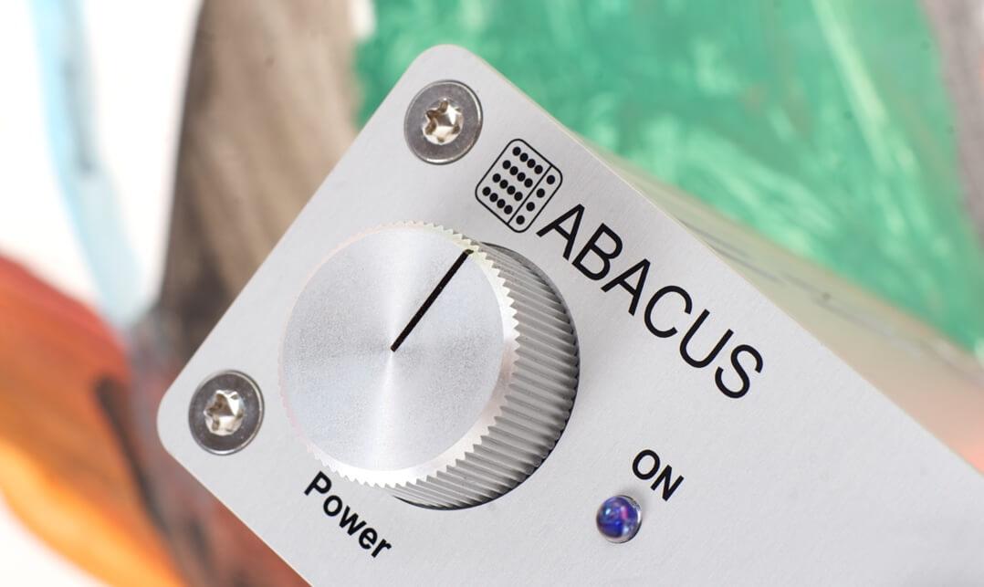 Abacus Cuffino Kopfhörerverstärker Lautstärkeregelung