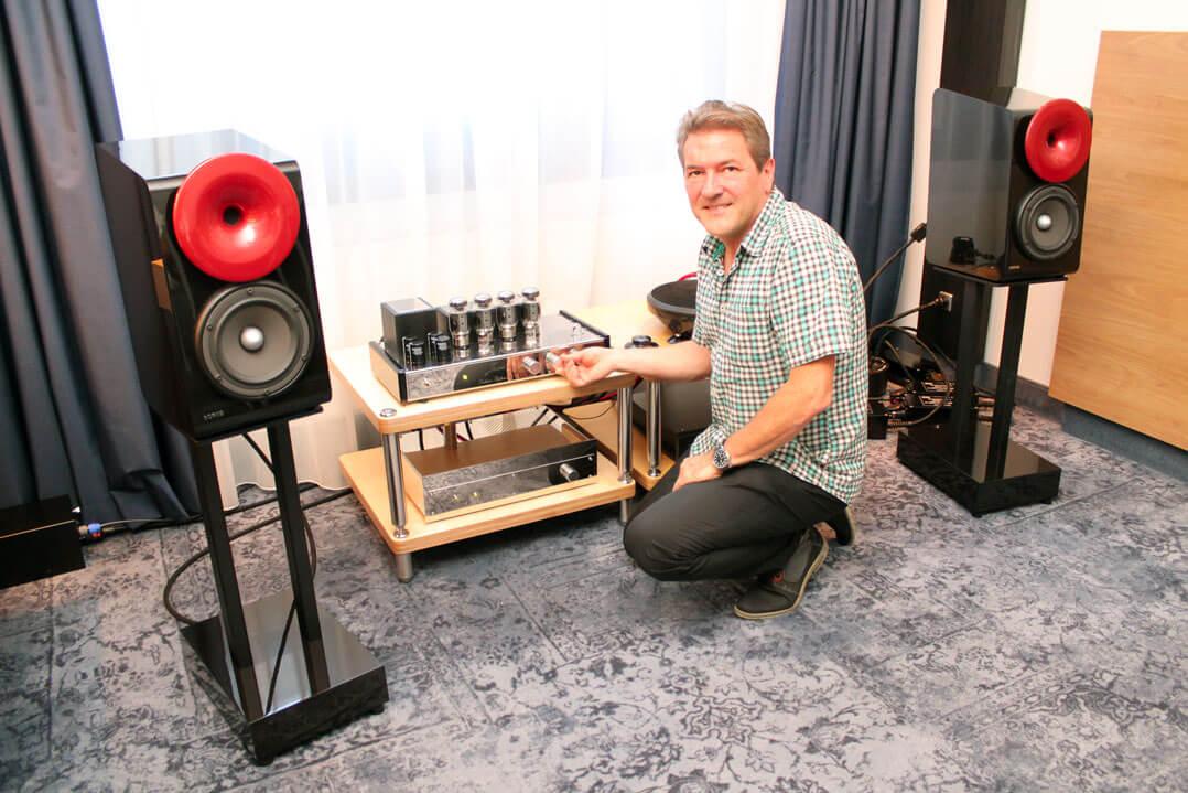 Thomas Kühn von Audioplan