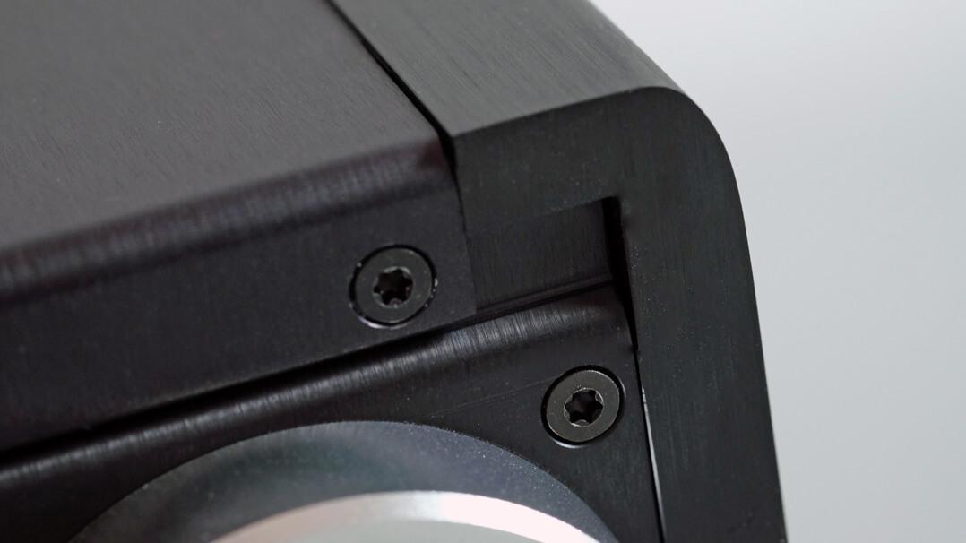 Krell Vanguard Universal DAC Gehäuse Detail