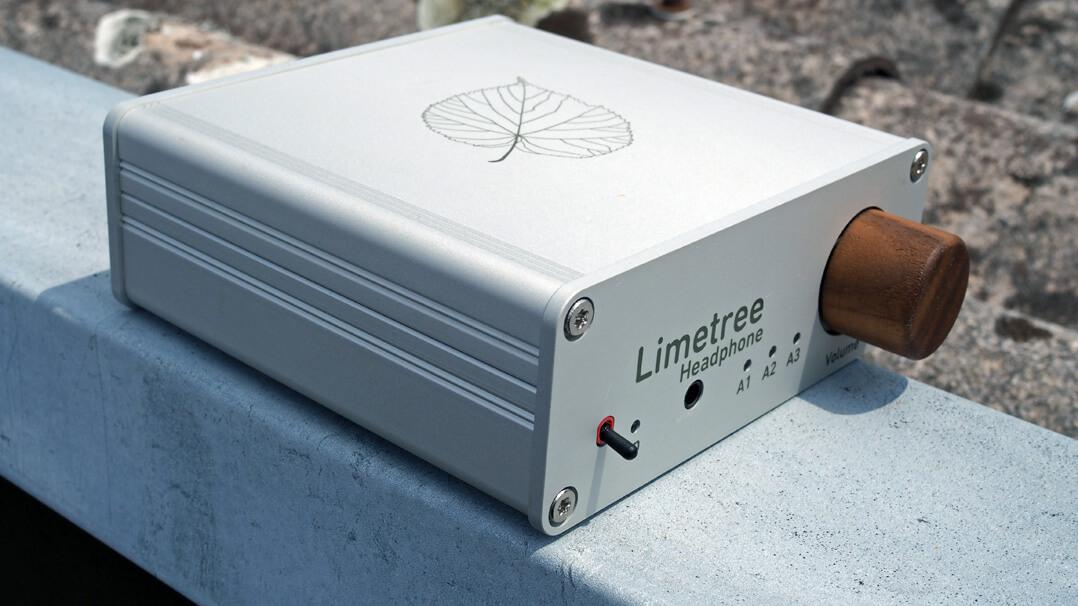 Lindemann Limetree Headphone seitlich