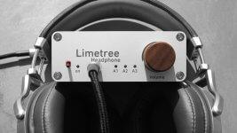 Lindemann Limetree Headphone mit Kinkenkabel